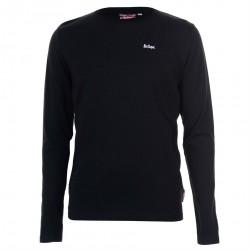 Pánske tričko s dlhým rukávom Lee Cooper H3013