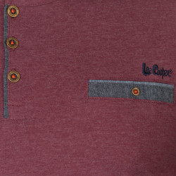 Pánske tričko s dlhým rukávom Lee Cooper H6451 #2