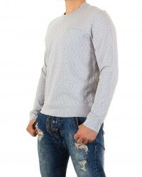Pánske tričko s dlhým rukávom Y.Two Jeans Q3280