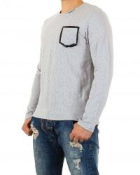 Pánske tričko s dlhým rukávom Y.Two Jeans Q3281