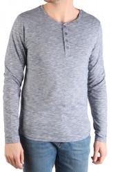 Pánske tričko s dlhými rukávmi Eight2nine W1581