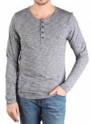 Pánske tričko s dlhými rukávmi Eight2nine W1582