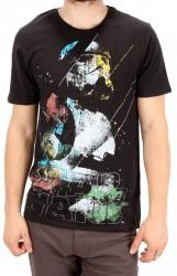 Pánske tričko s krátkymi rukávmi Star Wars Character H0830