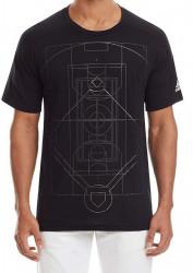 pánske tričko s potlačou Adidas A0479