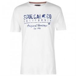 Pánske tričko SoulCal H5217