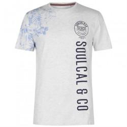 Pánske tričko SoulCal H5273
