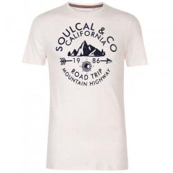 Pánske tričko SoulCal H5275
