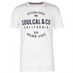 Pánske tričko SoulCal H5277