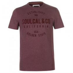 Pánske tričko SoulCal H5278