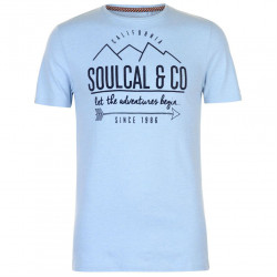 Pánske tričko SoulCal H5279
