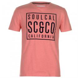 Pánske tričko SoulCal H5281