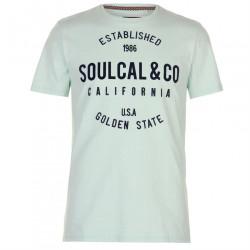 Pánske tričko SoulCal H5282