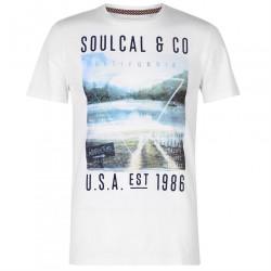 Pánske tričko SoulCal H5293