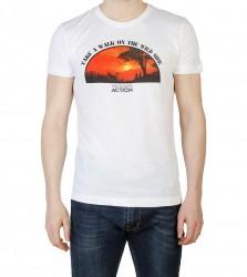 Pánske tričko Trussardi L0149