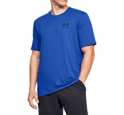 Pánske tričko Under Armour Sportstyle Left Chest SS E3957