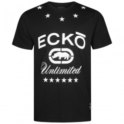 Pánske voĺnočasová tričko Ecko Unltd. D1736