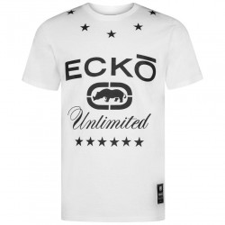 Pánske voĺnočasová tričko Ecko Unltd. D1737