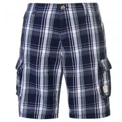 Pánske voľnočasové šortky SoulCal H9331