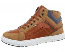 Pánske voĺnočasové topánky Q4399