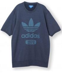 Pánske voĺnočasové tričko Adidas A0737