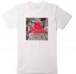 Pánske voĺnočasové tričko Adidas A1059