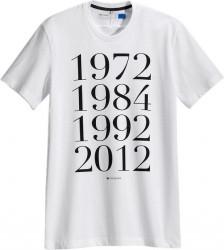 Pánske voĺnočasové tričko Adidas D0480