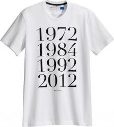 Pánske voĺnočasové tričko Adidas D0485