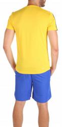 Pánske voĺnočasové tričko Adidas W0487 #1