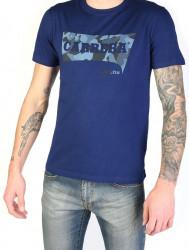 Pánske voĺnočasové tričko Carrera Jeans L2544