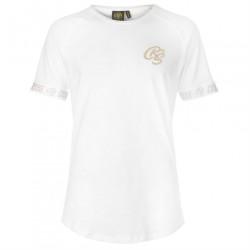 Pánske voĺnočasové tričko Crosshatch H8709