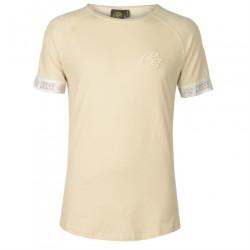 Pánske voĺnočasové tričko Crosshatch H8710