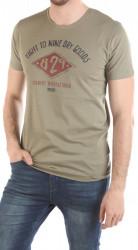 Pánske voĺnočasové tričko Eight2nine W2297