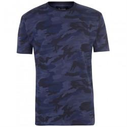 Pánske voĺnočasové tričko Firetrap J6473
