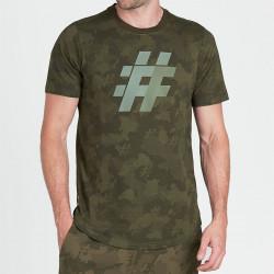 Pánske voĺnočasové tričko Five H9397