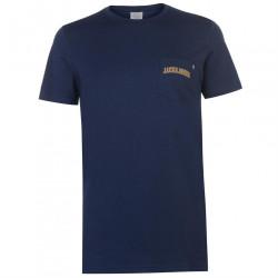Pánske voĺnočasové tričko Jack And Jones H7767
