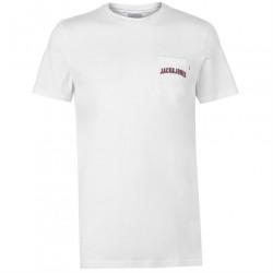 Pánske voĺnočasové tričko Jack And Jones H7768