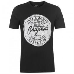 Pánske voĺnočasové tričko Jack And Jones H7775