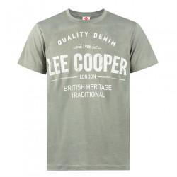 Pánske voĺnočasové tričko Lee Cooper H6574