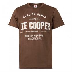 Pánske voĺnočasové tričko Lee Cooper H6576