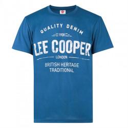 Pánske voĺnočasové tričko Lee Cooper H6577