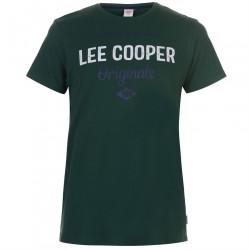 Pánske voĺnočasové tričko Lee Cooper H8236