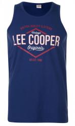 Pánske voĺnočasové tričko Lee Cooper H9569