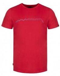 Pánske voĺnočasové tričko Loap G1722