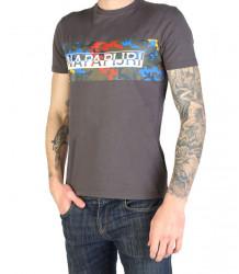 Pánske voĺnočasové tričko Napapijri L2716