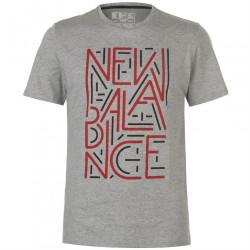 Pánske voľnočasové tričko New Balance H7094
