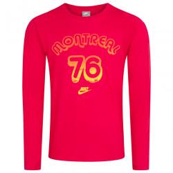 Pánske voĺnočasové tričko Nike D1347