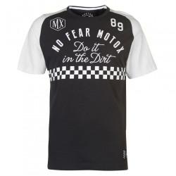 Pánske voĺnočasové tričko No Fear H8712