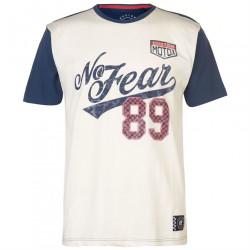 Pánske voĺnočasové tričko No Fear H8713