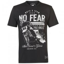 Pánske voĺnočasové tričko No Fear H8716