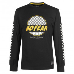 Pánske voĺnočasové tričko No Fear J5551